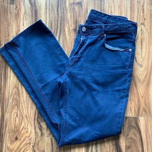"Bonobos premium jeans     size 33"" x 32"""